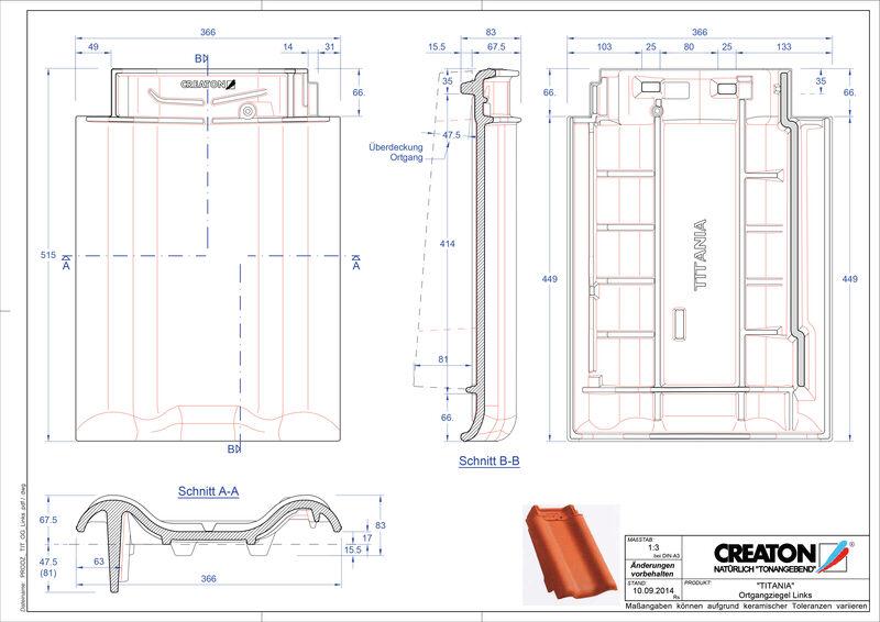 CAD soubor tašky TITANIA krajní taška levá OGL