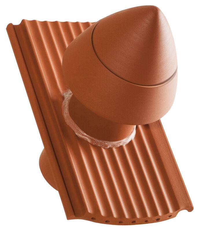 Drážková bobrovka vlnitý povrch segmentový tvar SIGNUM- sanitární prostupová taška DN 100 mm
