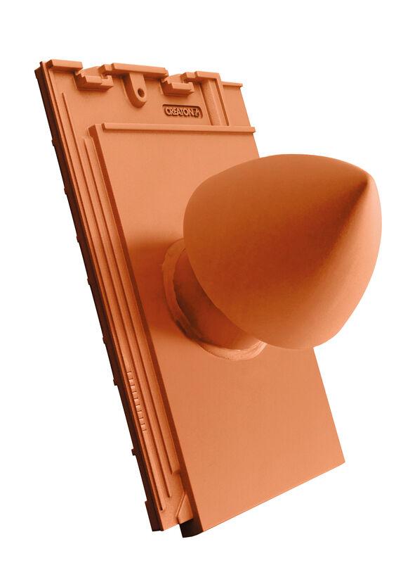 SIM Sanitární prostupová taška DN 100 Signum s flexibilní pčipojovací hadicí včetně střešní průchodky