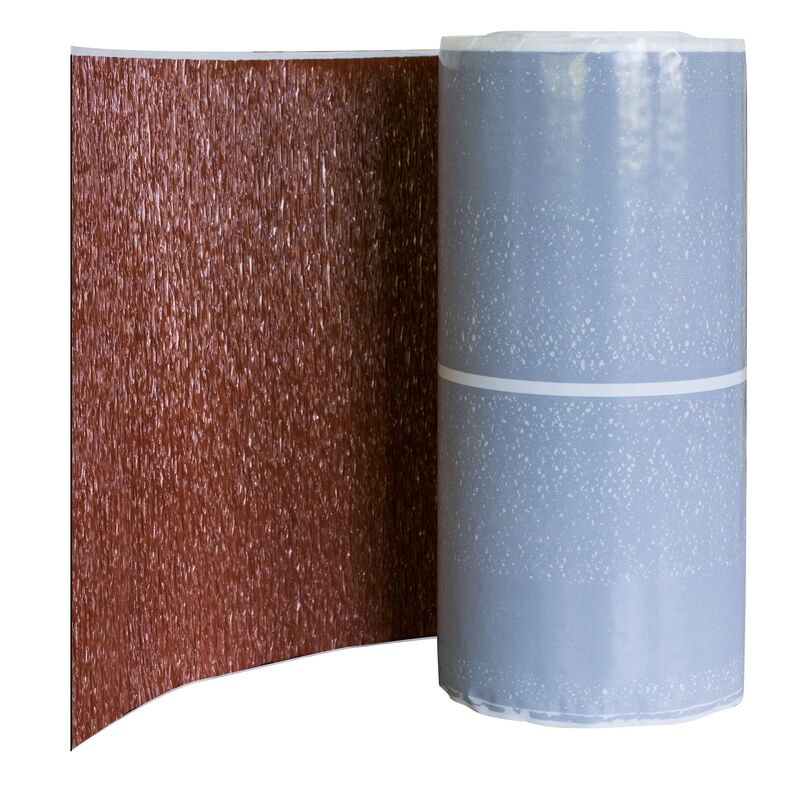Univerzální hliníkový těsnící pás na zeď/komín 300 mm