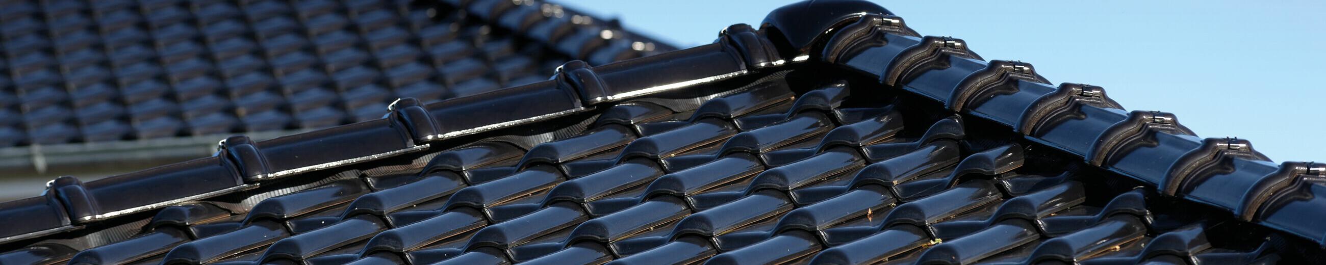 PREMION - Prémiová střešní taška obarvená ve hmotě.