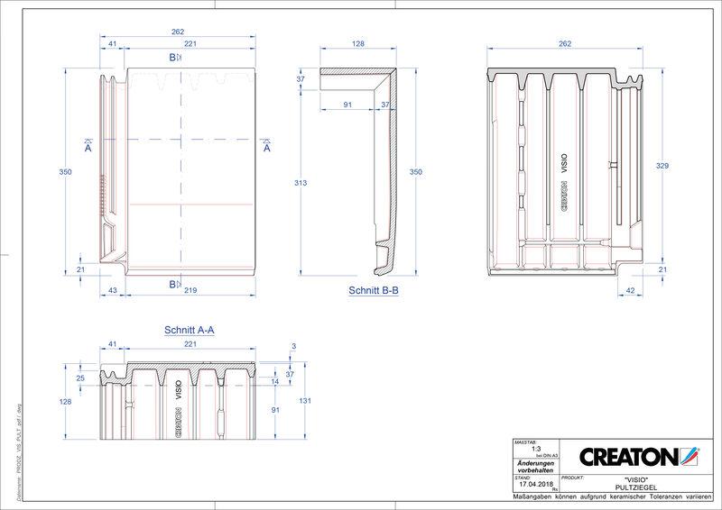 CAD soubor tašky VISIO pultová taška PULT
