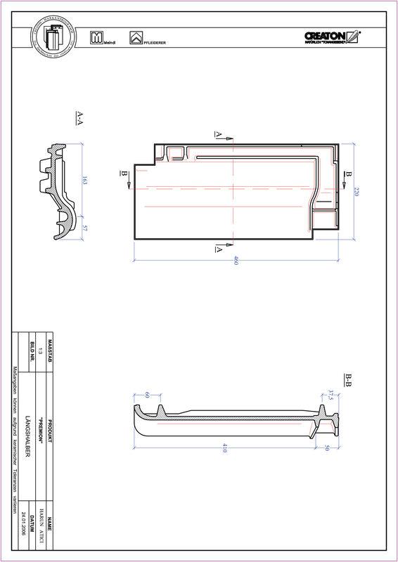 CAD soubor tašky PREMION poloviční taška LH