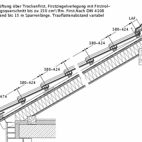 Technický výkres tašky TITANIA DQL DQL