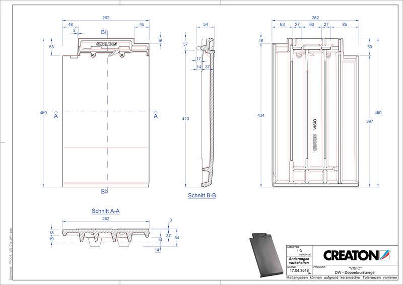 CAD soubor tašky VISIO taška s dvojitou naválkou DWZ