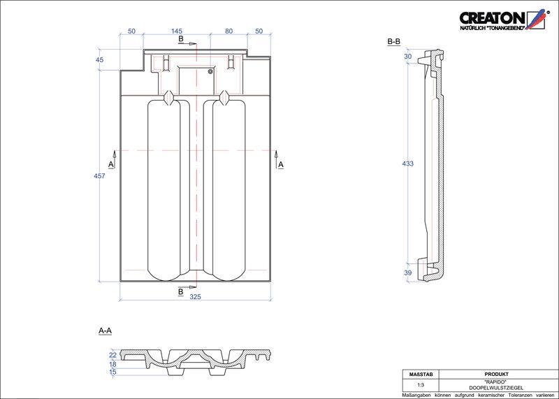 CAD soubor tašky RAPIDO taška s dvojitou naválkou DWZ