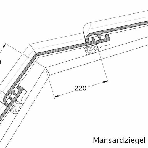 Technický výkres tašky MAGNUM MAZ