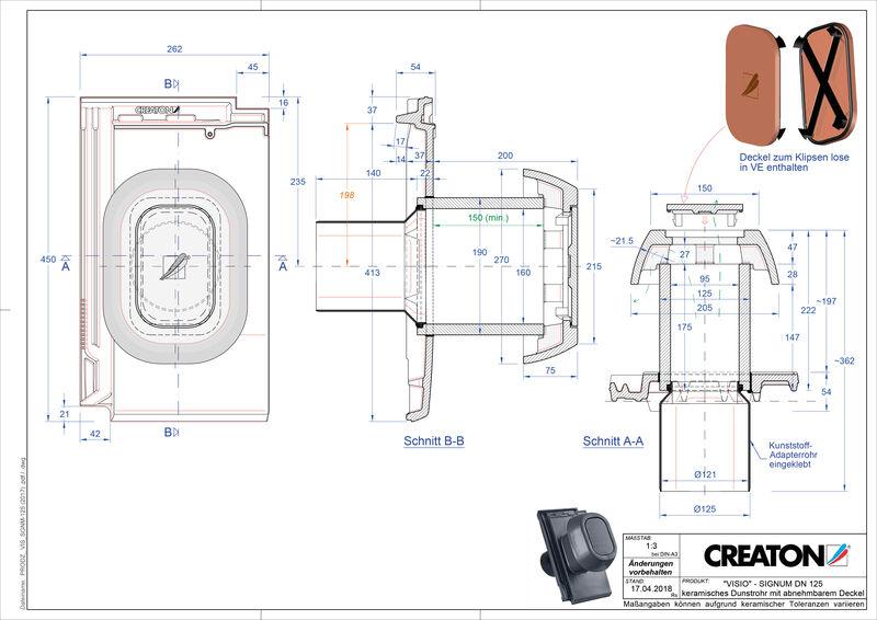 CAD soubor tašky VISIO Signum SIGNUM-125