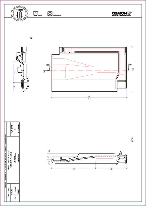 CAD soubor tašky PREMION větrací taška LUEFTZ