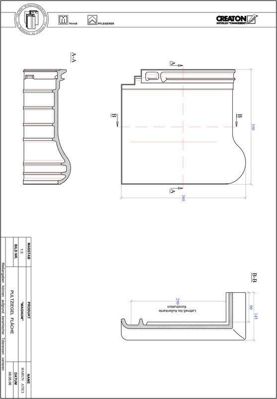 CAD soubor tašky MAGNUM pultová taška PULTFLA