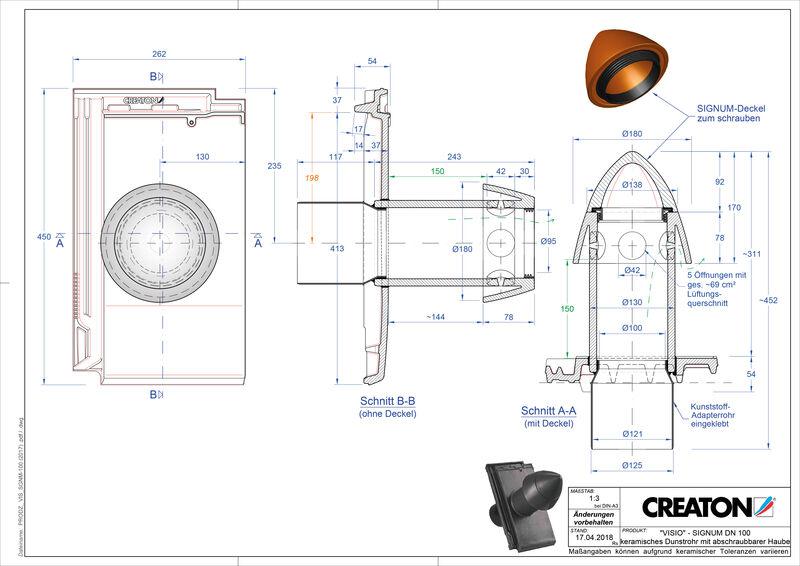 CAD soubor tašky VISIO Signum SIGNUM-100