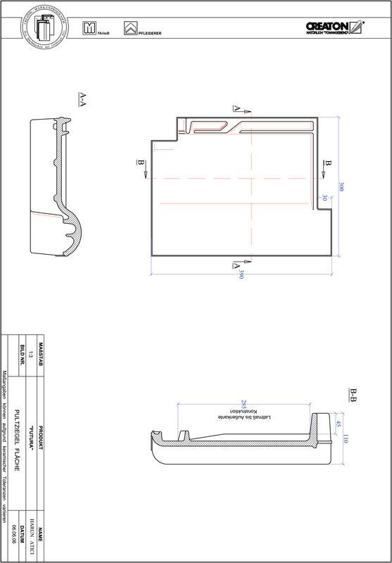CAD soubor tašky FUTURA pultová taška PULTFLA