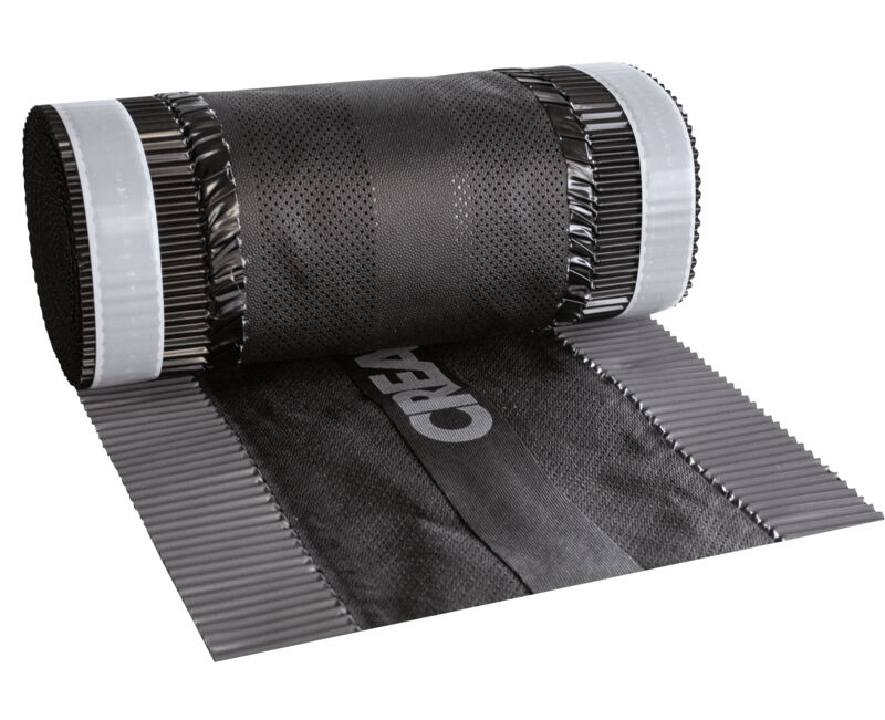 Větrací pás hřebene a nároží 310 mm (CREAROLL PP)