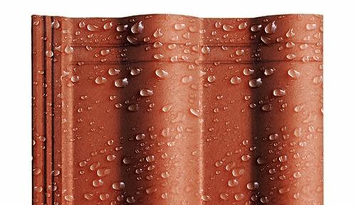 Betonové střešní tašky CREATON - Estetické povrchy